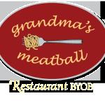 Grandma's Meatball