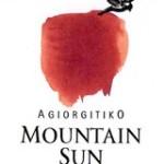 mountain-sun